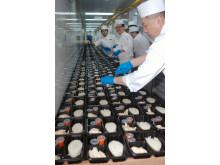 Chatterbox Chefs preparing the Mandarin Chicken Rice