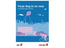 OKQ8 Scandinavias Sustainability Report 2015/16