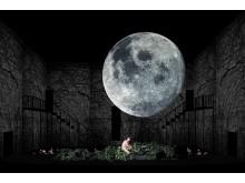 Scenografibild Turandot inspiration