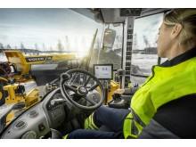 Load Assist till Volvo hjullastare