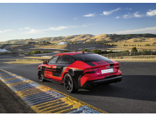 Audi RS 7 piloted driving concept (2015 Robby) rear left side