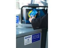 Doprava v Londýně - bezkontaktní platby - ilustrační foto 3