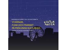 Invigning Kulturåret 2016 och Kulturnatta