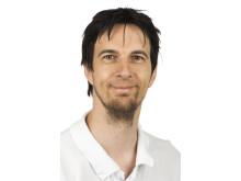 Bitr överläkare i ortopedi, Max Gordon, Danderyds sjukhus. Även post.doc-forskare på KI.