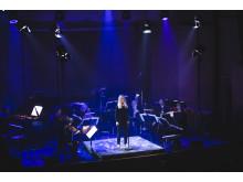 Blodhov, uruppförande Point Music Festival 2019. Foto: Francis Löfvenholm.
