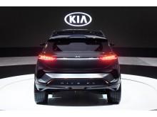 Kia Niro EV Concept rear
