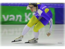Eva Lagrange - Speed skating