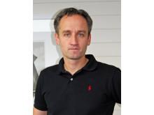 Björn Vedin - Platschef AkzoNobel Surface Chemistry i Stockvik