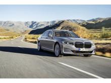 Uusi BMW 7 -sarja