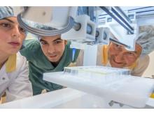 Forskning med 3D-bioprinter 2