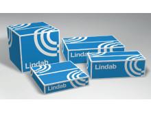 Lindabs ikoniska förpackningar