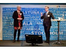 Monica Johansson och Kristoffer Tamsons - En Bättre Sits i världen