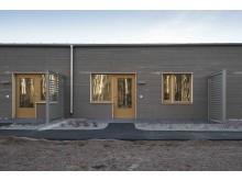 LSS-boendet i Hille i Gävle