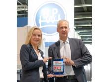 "BPW ""Beste Profi Werkstatt"" Award"
