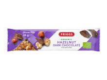 Friggs Hazelnut Dark Chocolate