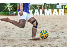 SM i Beach Soccer. Foto: Albin Rylander