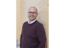 Jesper Åkerlund, vd Martinsons Byggsystem
