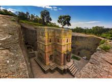 Steinkirkene ved Lalibela, Etiopia
