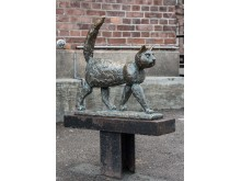 Katten av Skule Waksvik
