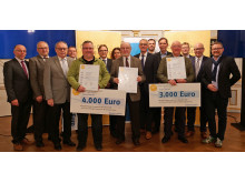 Preisverleihung Bürgerenergiepreis Oberpfalz 2018