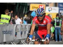 Odd Christian Eiking under Tour of Norway 2016