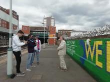 Tony Britten visit 4