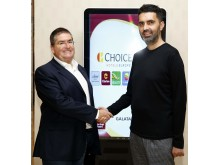 Georg Schlegel, Fatih Koyuncu, Handshake