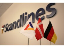 Scandlines-logo & flag