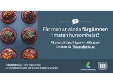 Tillsatsfakta annons