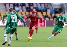 Artificial turf football, FC Nordsjælland, Right To Dream Park, Denmark