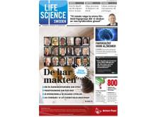 Premiärutgåvan av Life Science Sweden