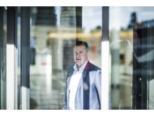 Konsernsjef i Storebrand Odd Arild Grefstad