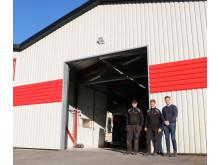 Swedish Agro Machinery etablerar sig i Alvesta.