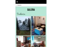 Kuvagalleria Ifin älypuhelinsovelluksessa / asunnon kuntokartoitus