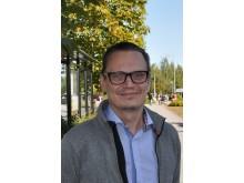 Niklas Höglund, Institutionen för folkhälsa och klinisk medicin, Umeå universitet