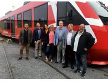 Styrelsen koncernen Inlandsbanan