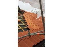 """Moniers takläggartävling """"King of Roofs 2015"""""""