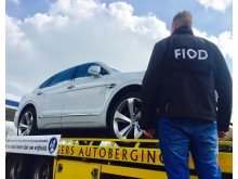 Op Cassock car seized by FIOD