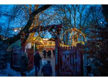 Jul på Bakken - verdens ældste forlystelsespark