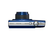 IXUS 190 IXUS BLUE Top lens out
