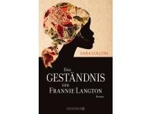 Cover_Sara Collins_Das Geständnis der Frannie Langton