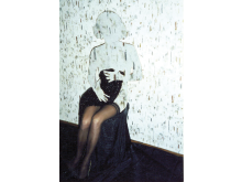 "Maria Kapajeva: Four photographs entitled ""Interiors#"