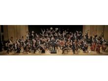 Pressbild: Vägus –Västra Götalands Ungdomssymfoniker