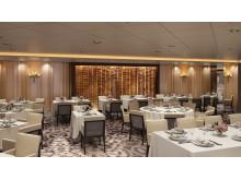 Celebrity Edge, Normandie - en af de 4 hovedrestaurantene