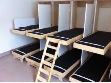 """Sängskåp """"Osynliga sängen"""" från Woodwork AB"""