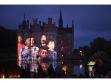 Heartland Festival projektion