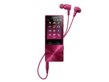 NW-A25 von Sony_Bordeaux-Pink_01