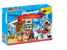 PLAYMOBIL-Adventskalender Wichtelwerkstatt