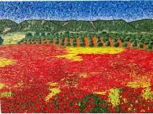 Arab Spring, Poppies abound!