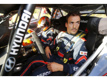 Dani Sordo, Hyundai Shell World Rally Team